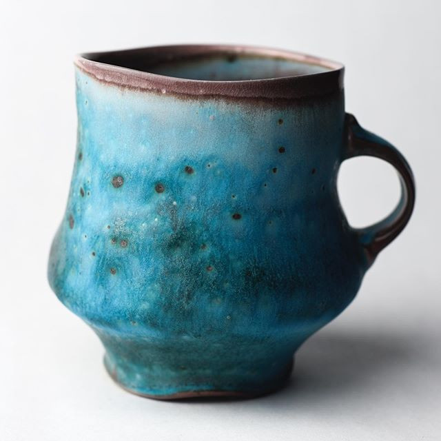 I am working on mugs all day in the stud