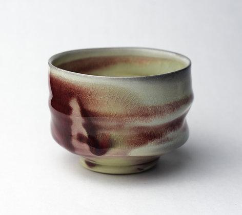 Kohaku Tea Bowl