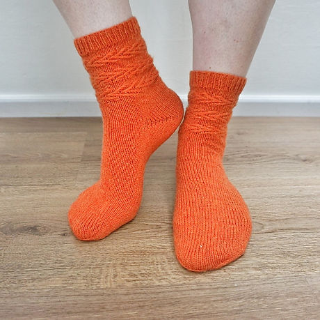 Phoenix Feather Socks