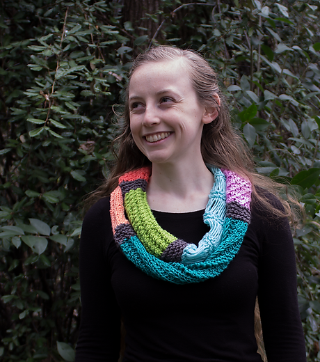 remembering summer infinity scarf