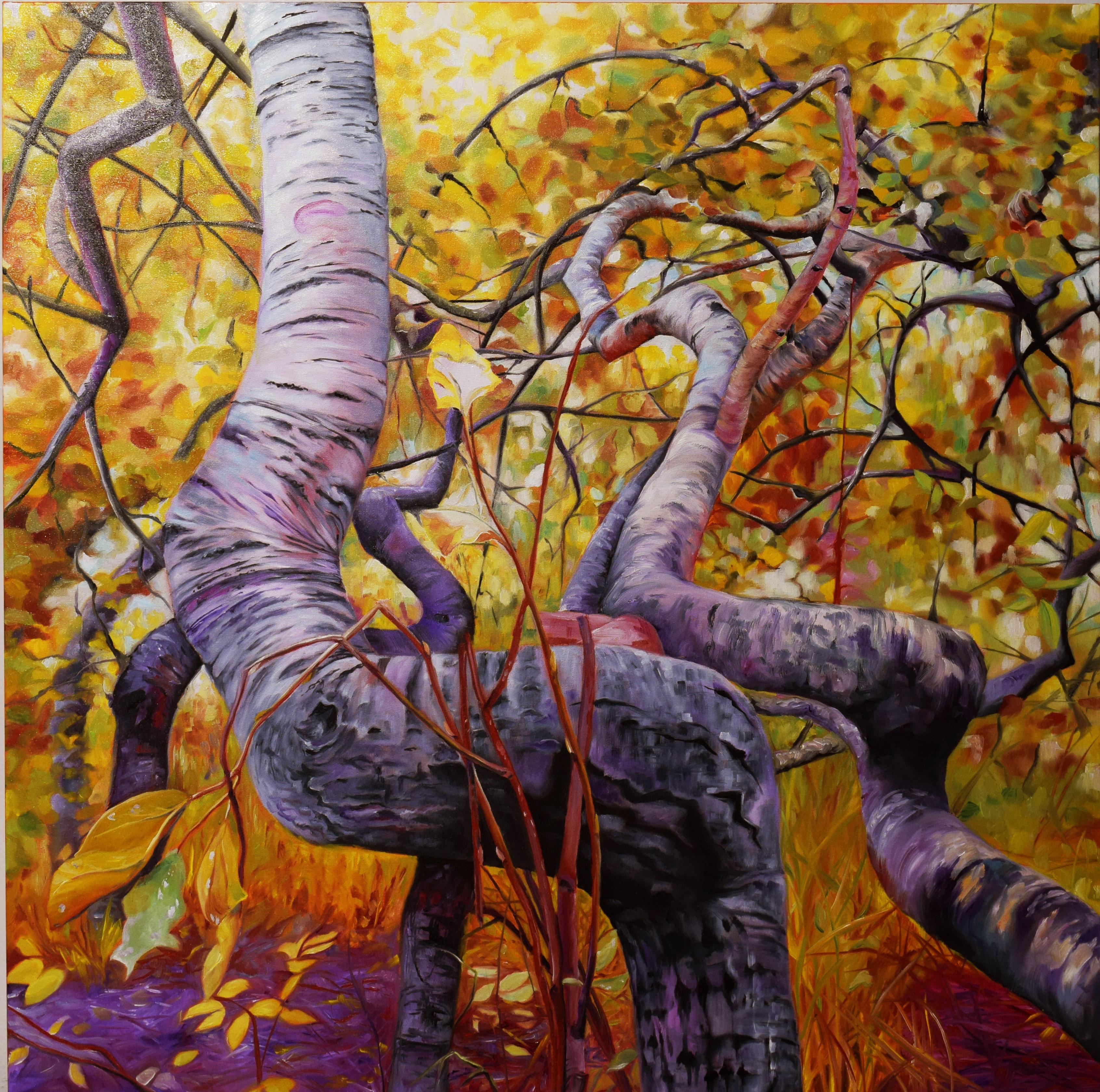 Twisted Autumn