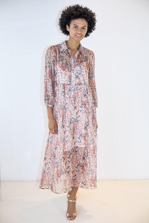 Midi kleed blossom DC