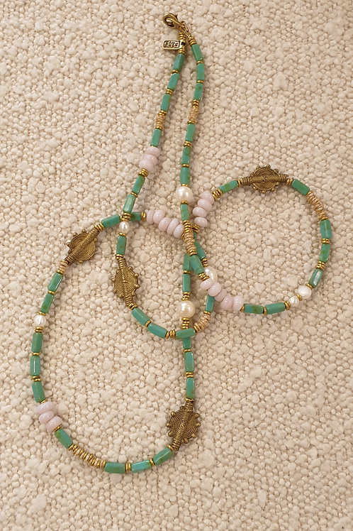 Amarula aqua & pearl