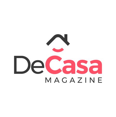 Identidade Visual DeCasa Magazine