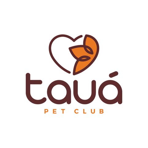 Identidade Visual Tauá Pet Club