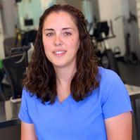 Kristin White. PTA The Woodlands Clinic