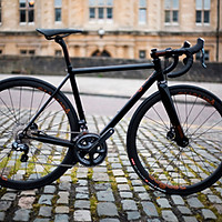 Graham's Di2 Disc Road Bike