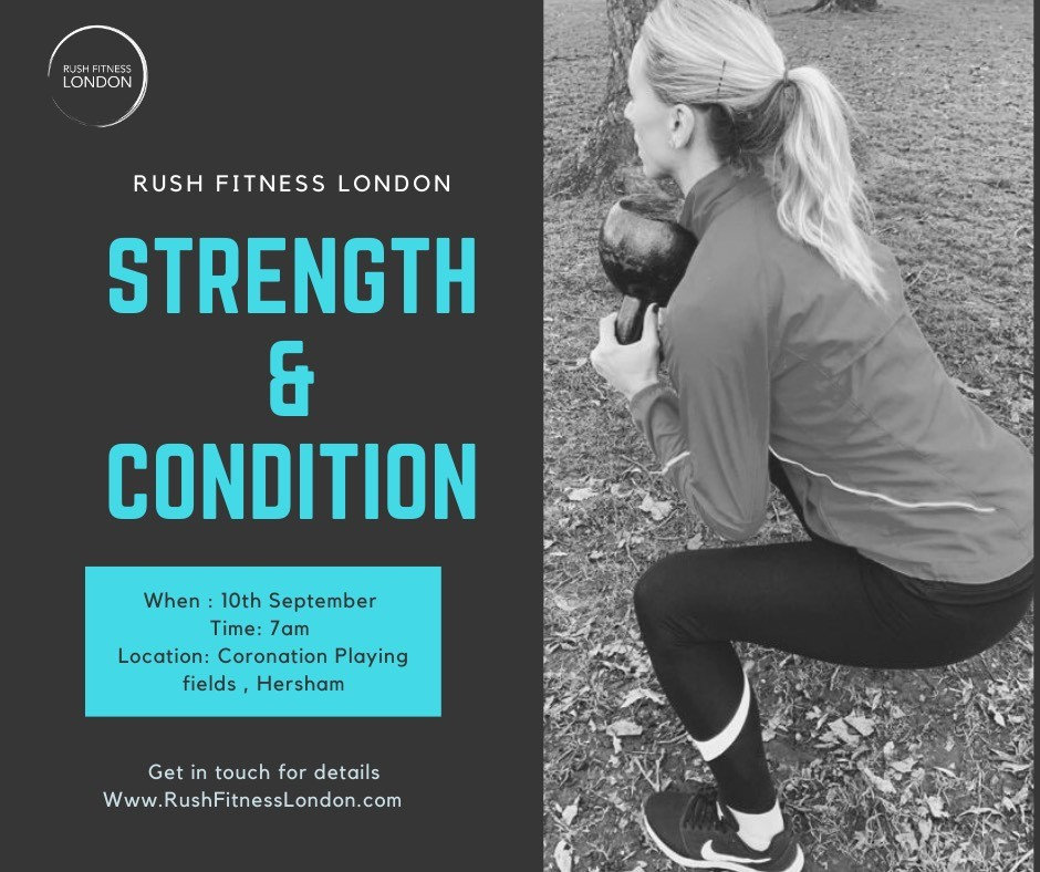 Strength & Condition