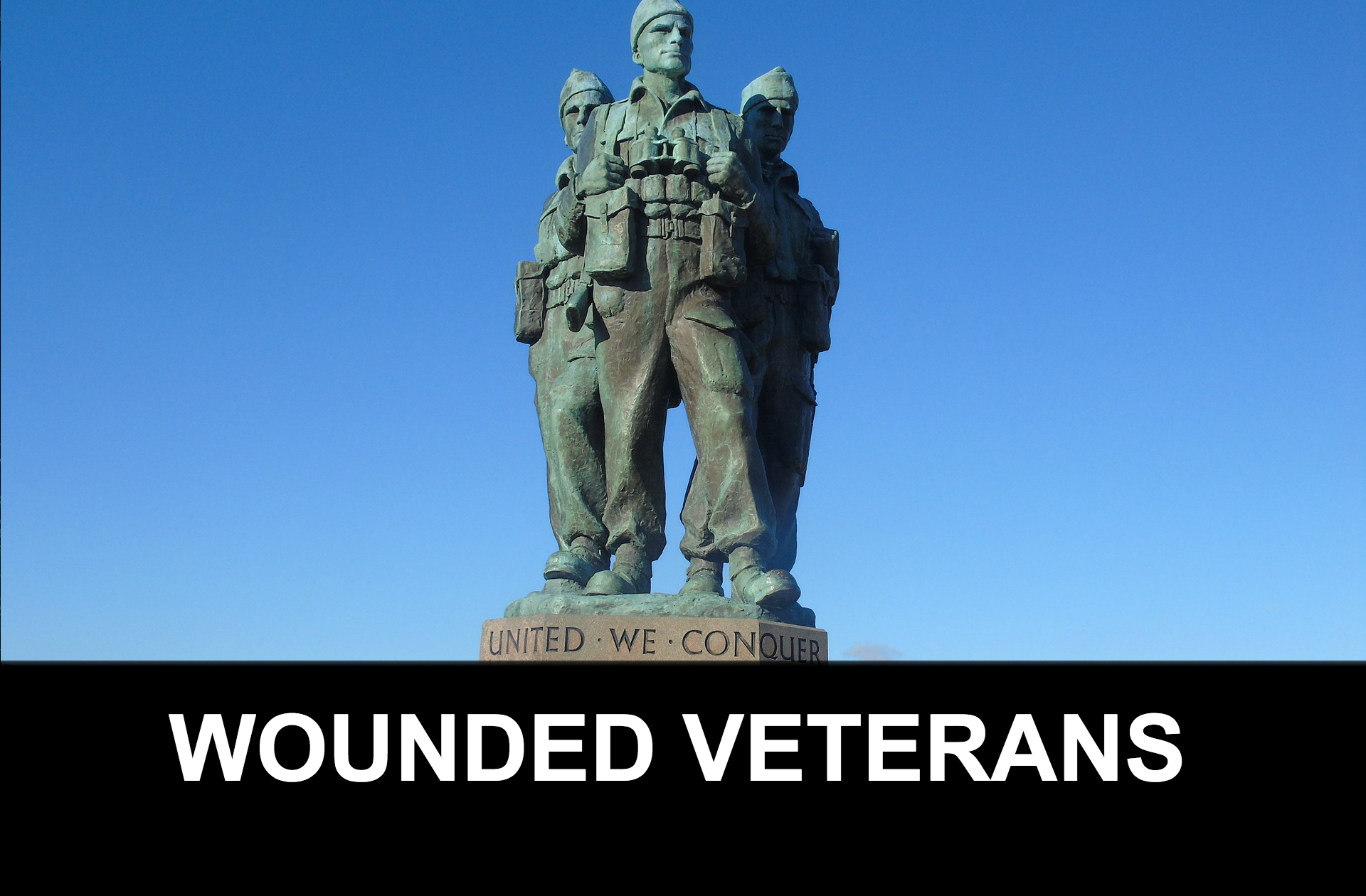 WOUNDED VETERANS