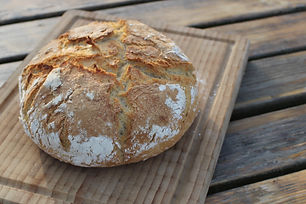 Home baked bread.JPG