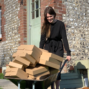 24-year-old Worthing entrepreneur sets up online sustainable homewares business during the lockdown