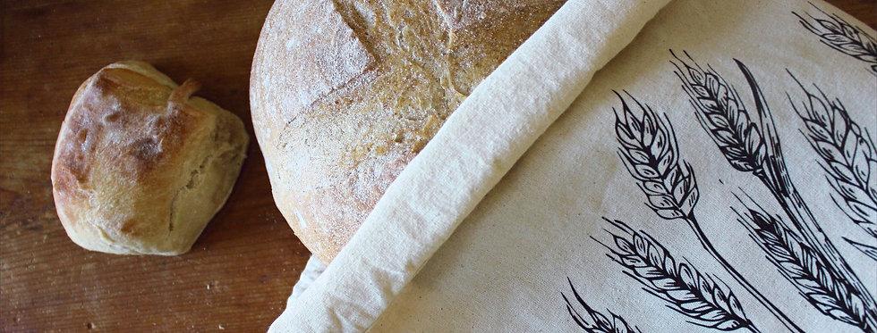 Wheat Fields Bread Bag