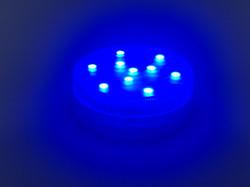Lampe submersible
