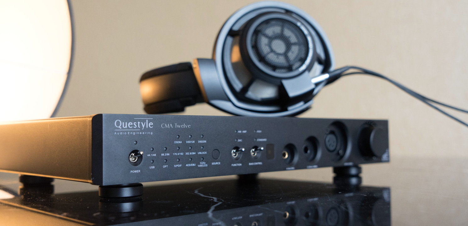 Questyle CMA Twelve at The AV Boutique