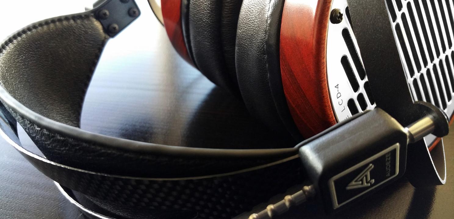 Audeze LCD-4 Headphones at The Audio Video Boutique
