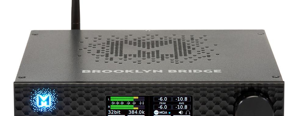 Mytek Brooklyn Bridge DAC/Amp at The Audio Video Boutique