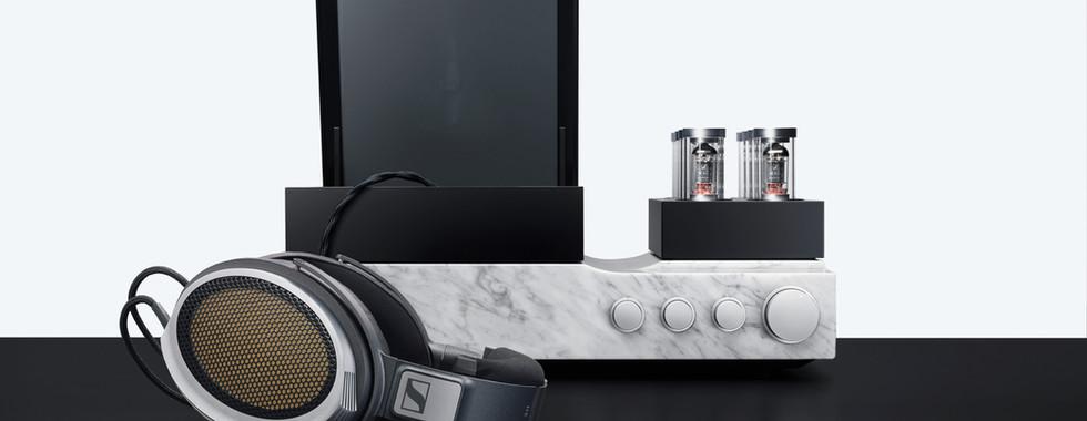 Sennheiser HE1 New Orpheus Headphone System