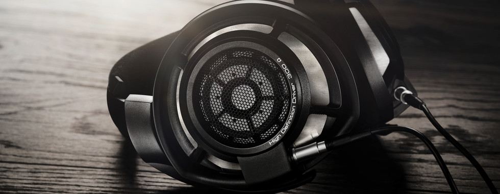 The Sennheiser HD800s Headphones at The Audio Video Boutique