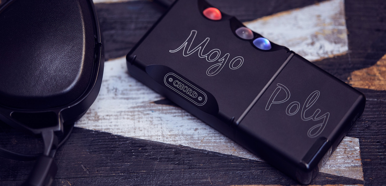 Chord Mojo & Poly at The Audio Video Boutique