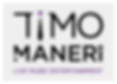 Firmenlogo von Sänger Tim Mneri