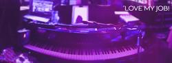 Sänger Flügel Laptop Impression