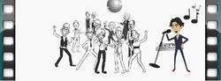 Dancing Crowd Singing Timo Maneri