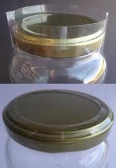 Lacre de Seguranca para tampa 74mm (pote
