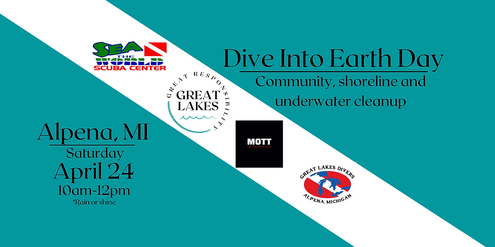 Dive Into Earth Day: Community Cleanup