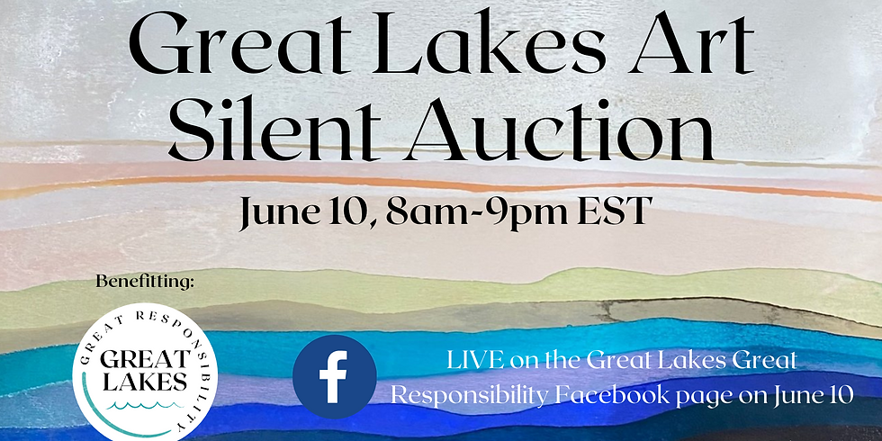 Great Lakes Art Silent Auction