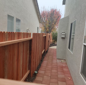 FENCE REPAIRS - RESIDENTIAL AND COMMERICAL