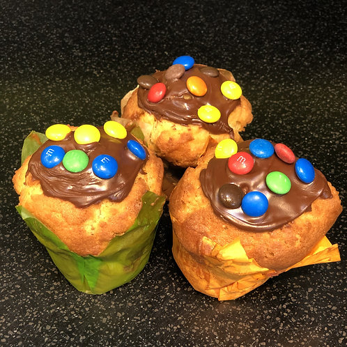 MUFFIN M&M'S