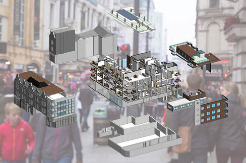 High Street regeneration – an architect's perspective looking forward to a post-COVID-19 world