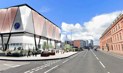 Plans for £12m aquarium in Belfast approved