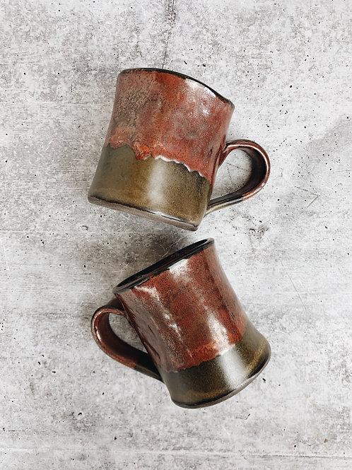 desert rock mug