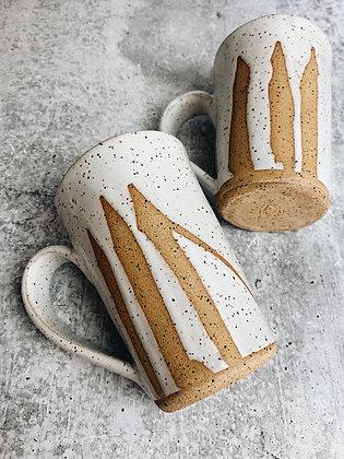 toasted lines mug