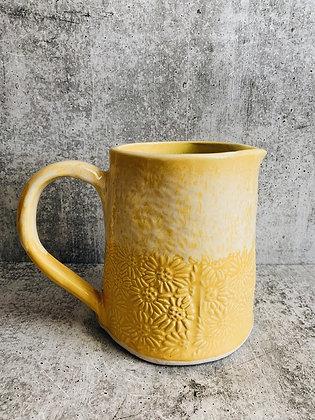 sunshine daisy pitcher