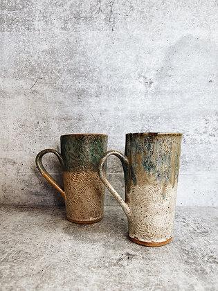 savanna breeze fern mug