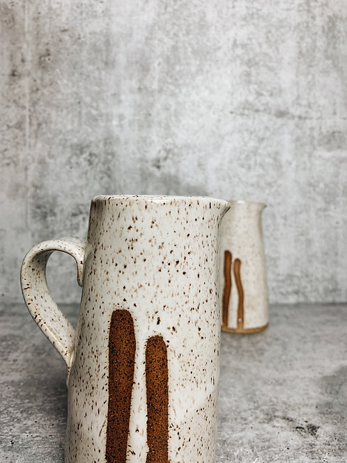 simple lines creamer