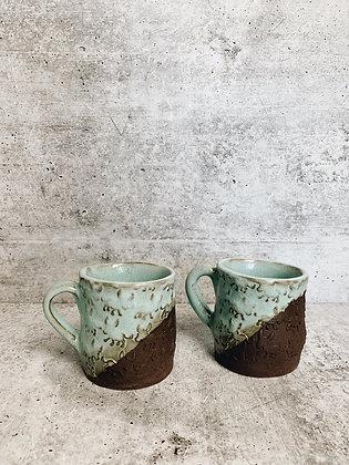nelson bay donkey mini mug
