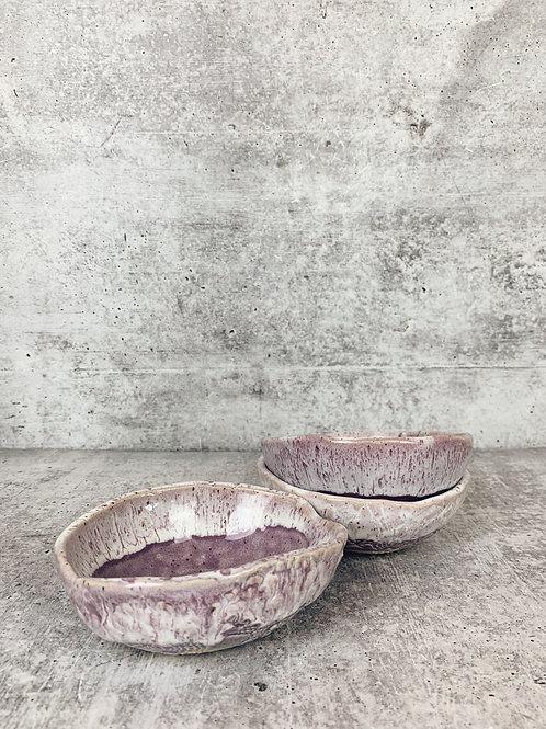 Lavender mist mini bowls