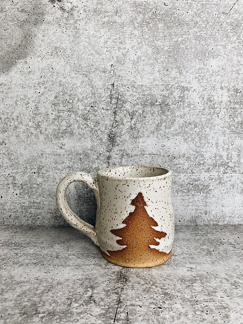 cozy tree mug