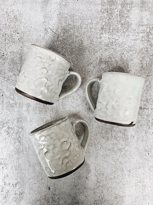 simple dimple mug