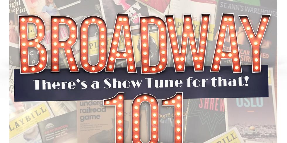 Broadway 101