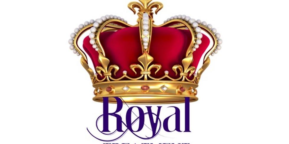 SUN 3PM Concert: Royal Treatment