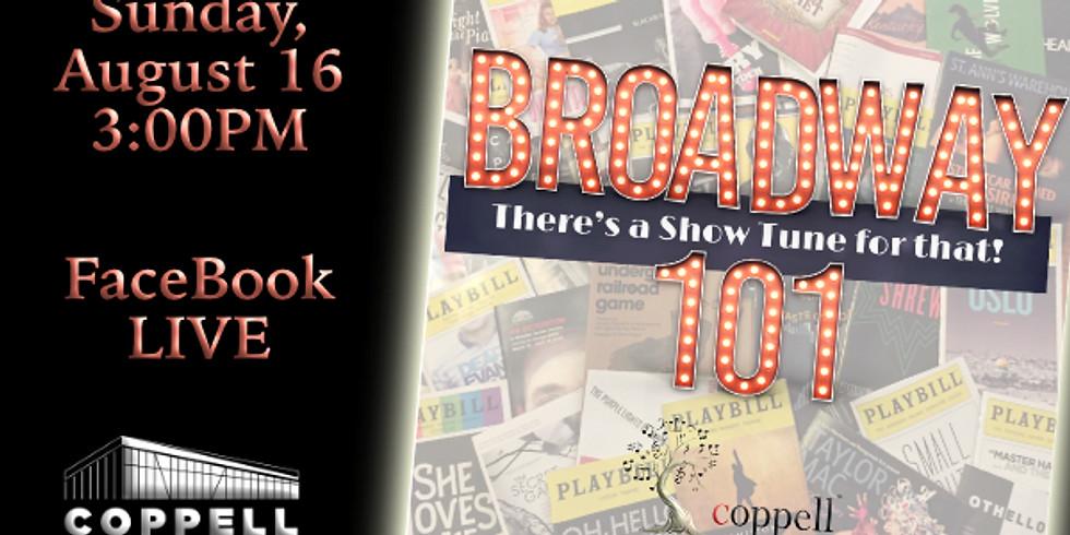 Facebook Live: Broadway 101
