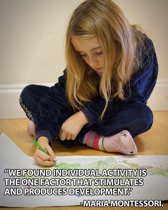 """""""We found that individual activity is th"""