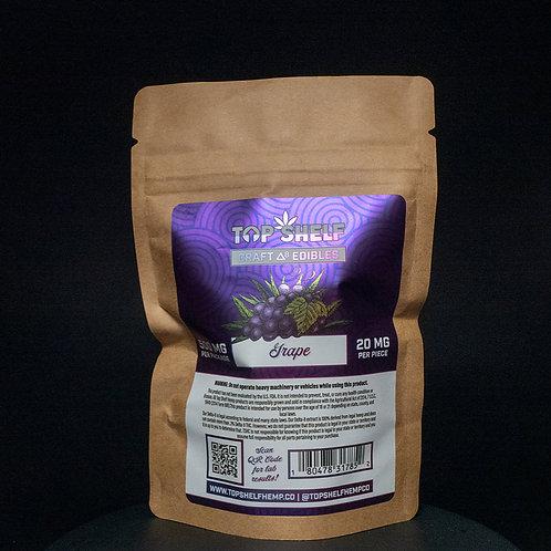 Delta 8 Craft Edible 500mg - Grape