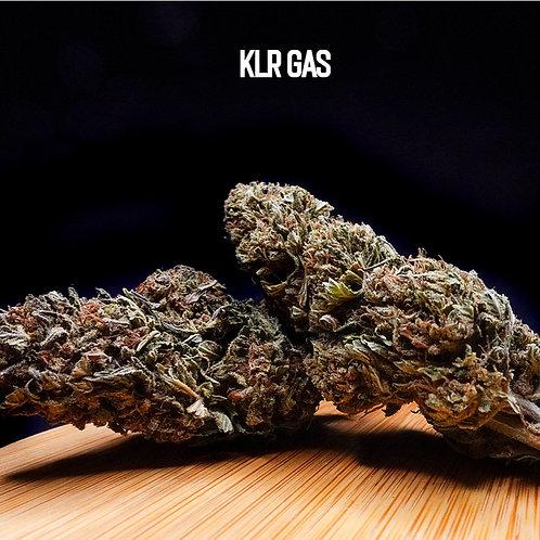 KLR Gas