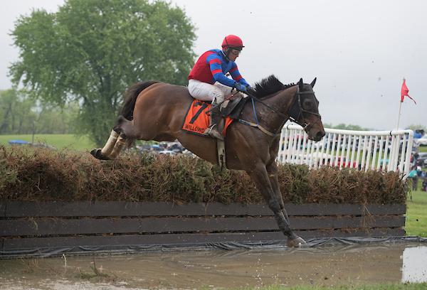 Pured It - Eddie Keating take water jump