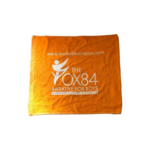 Terry Cloth Towel w Logo
